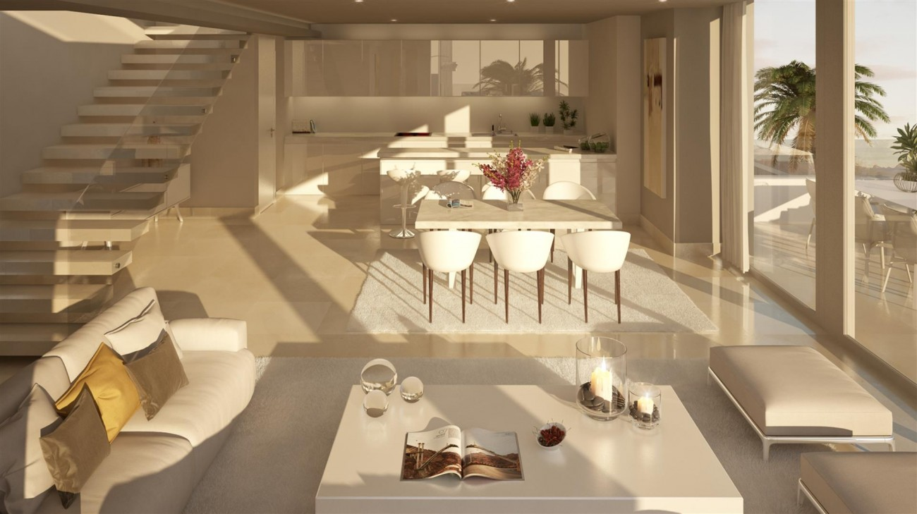 Modern Style Apartments for Sale East Marbella Spain (6) (Large)