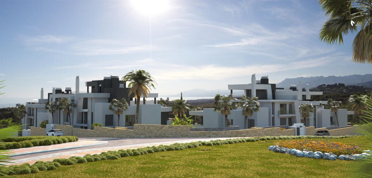 Modern Style Apartments for Sale East Marbella Spain (8) (Large)