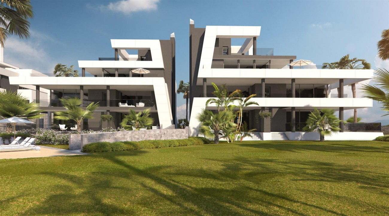 Modern Style Apartments for Sale East Marbella Spain (9) (Large)