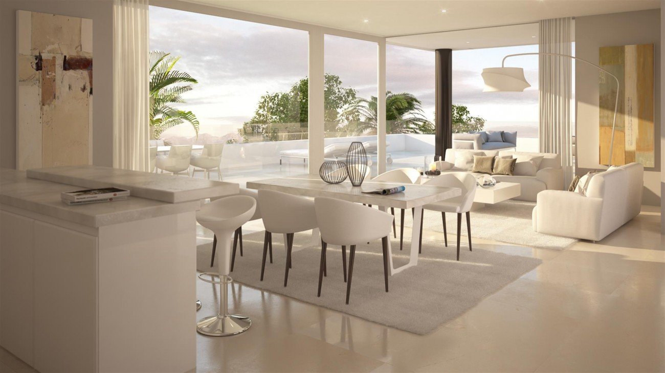 Modern Style Apartments for Sale East Marbella Spain (10) (Large)