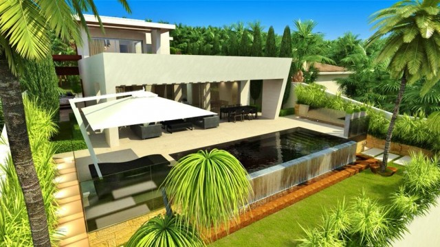 Villa for Sale - 900.000€ - Marbella, Costa del Sol - Ref: 5400