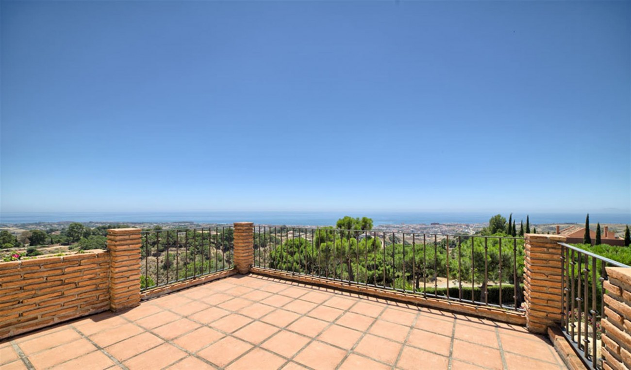 V5430 Rustic style villa with panoramic sea views 8 (Large)