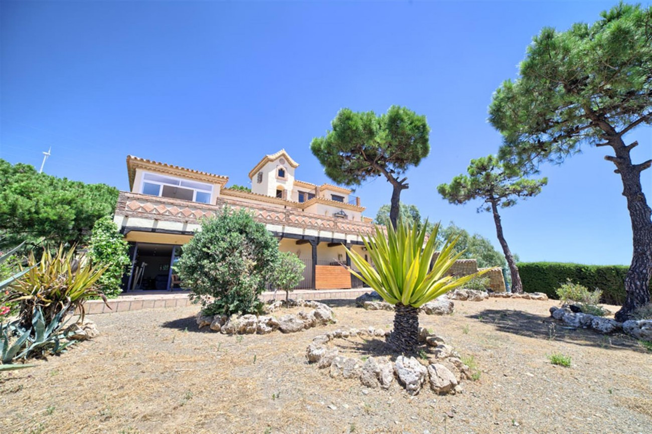 V5430 Rustic style villa with panoramic sea views 12 (Large)