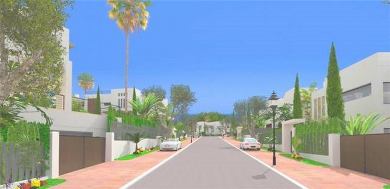 D5431 Contemporary style villas Golf Valley 5 (Large)
