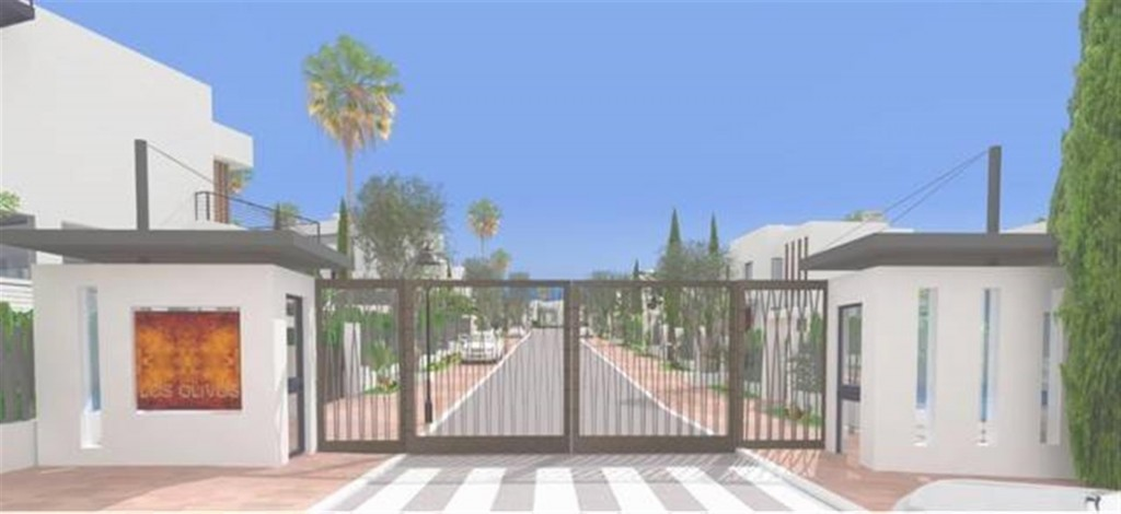 D5431 Contemporary style villas Golf Valley 12 (Large)