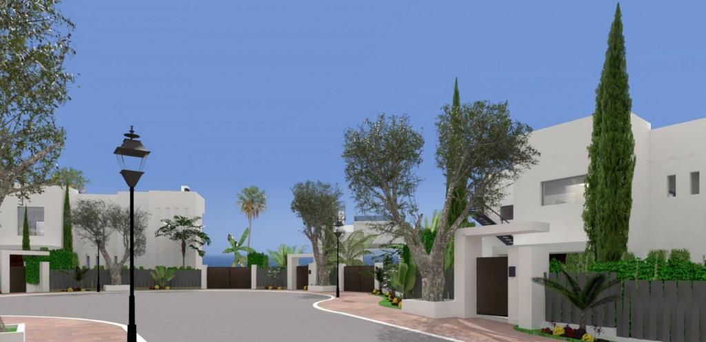 Modern Villas Nueva Andalucia Marbella (1)