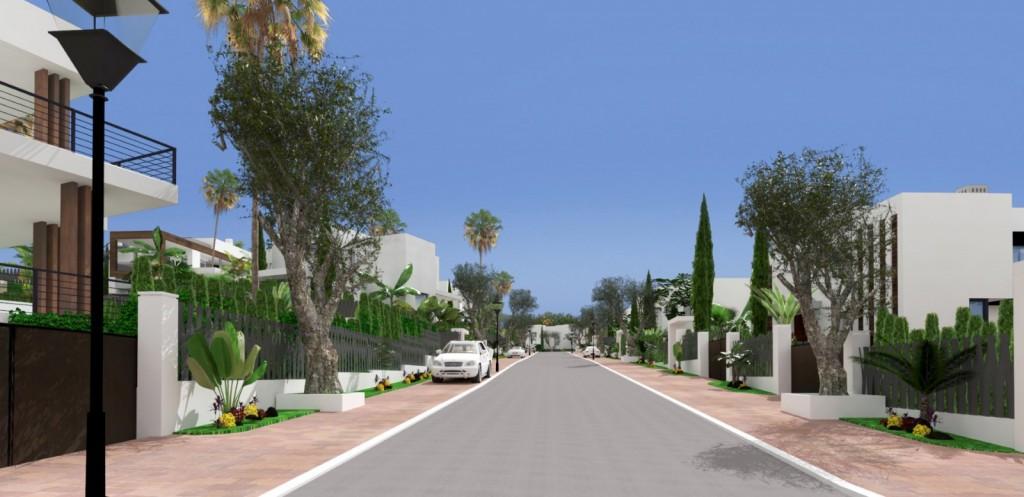 Modern Villas Nueva Andalucia Marbella (2)