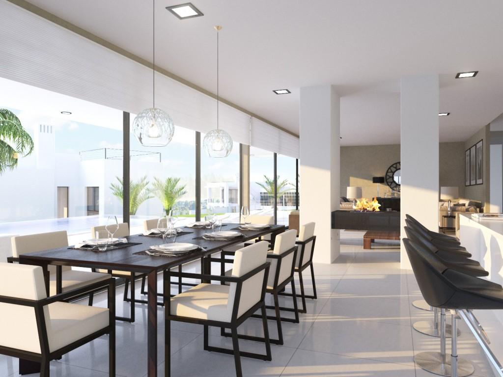 Modern Villas Nueva Andalucia Marbella (6)