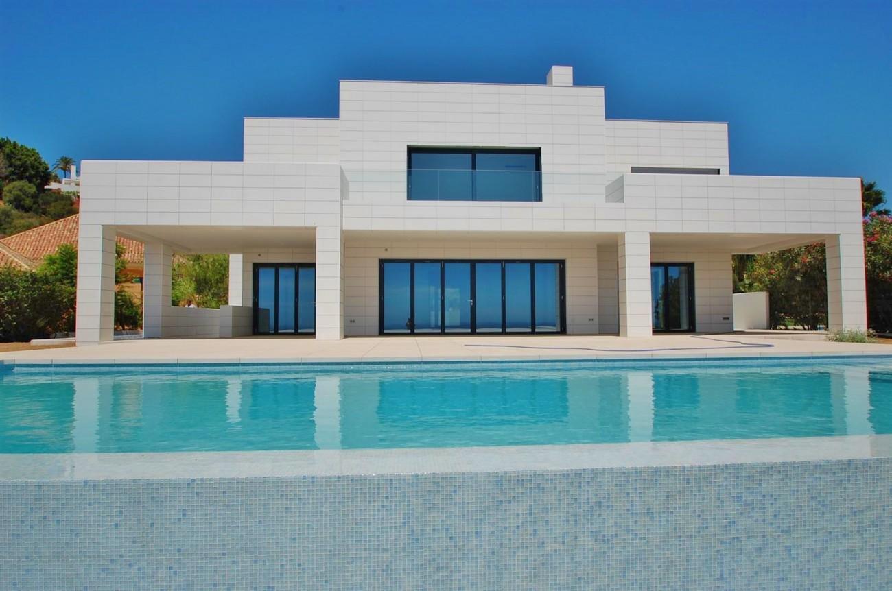 V5432 Contemporary  villa Benahavis  (9)