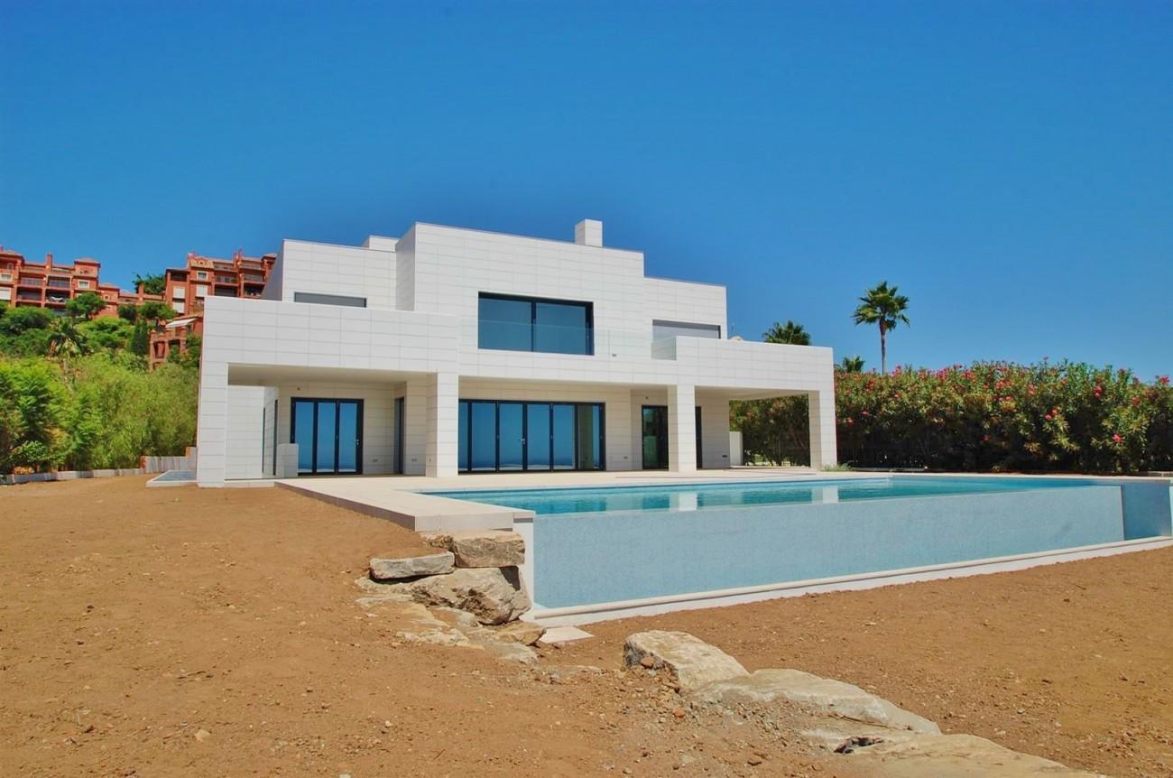 V5432 Contemporary  villa Benahavis  (11)