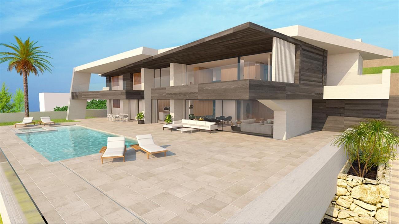 V5451 Luxury modern style villa 1 (Large)