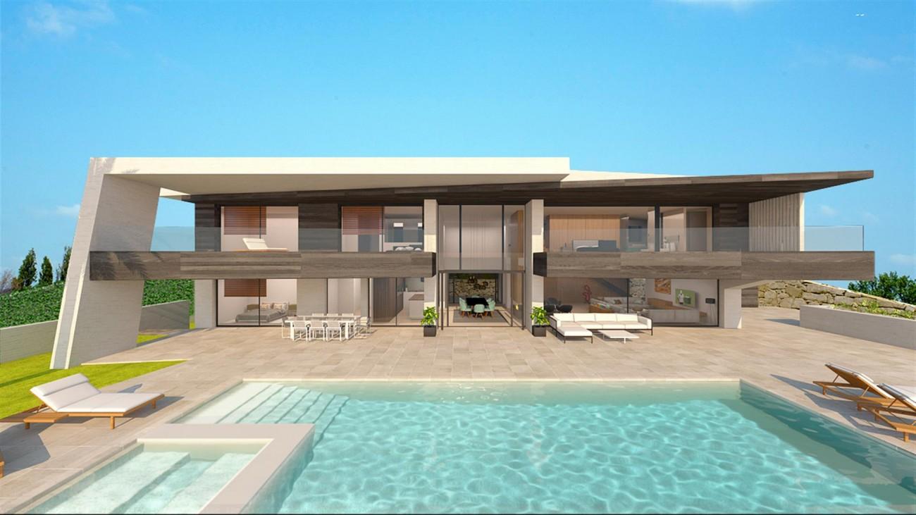 V5451 Luxury modern style villa 3 (Large)