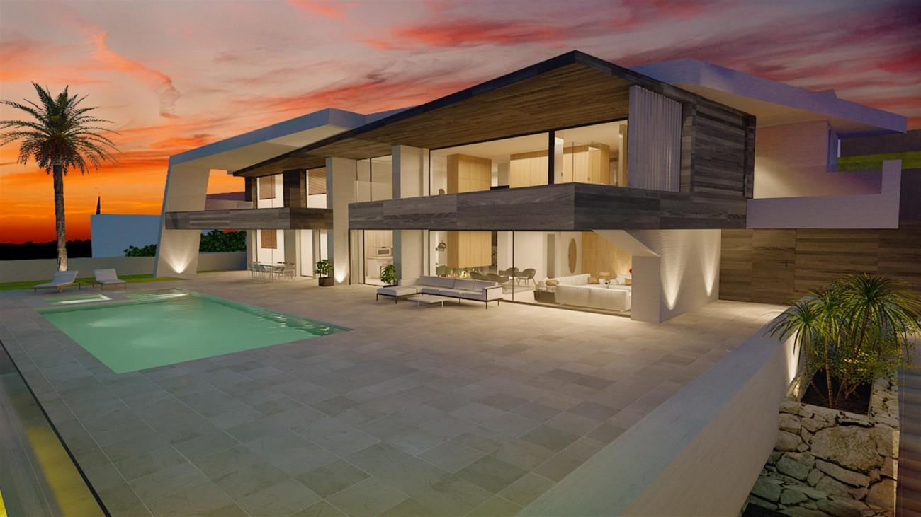 V5451 Luxury modern style villa 7 (Large)