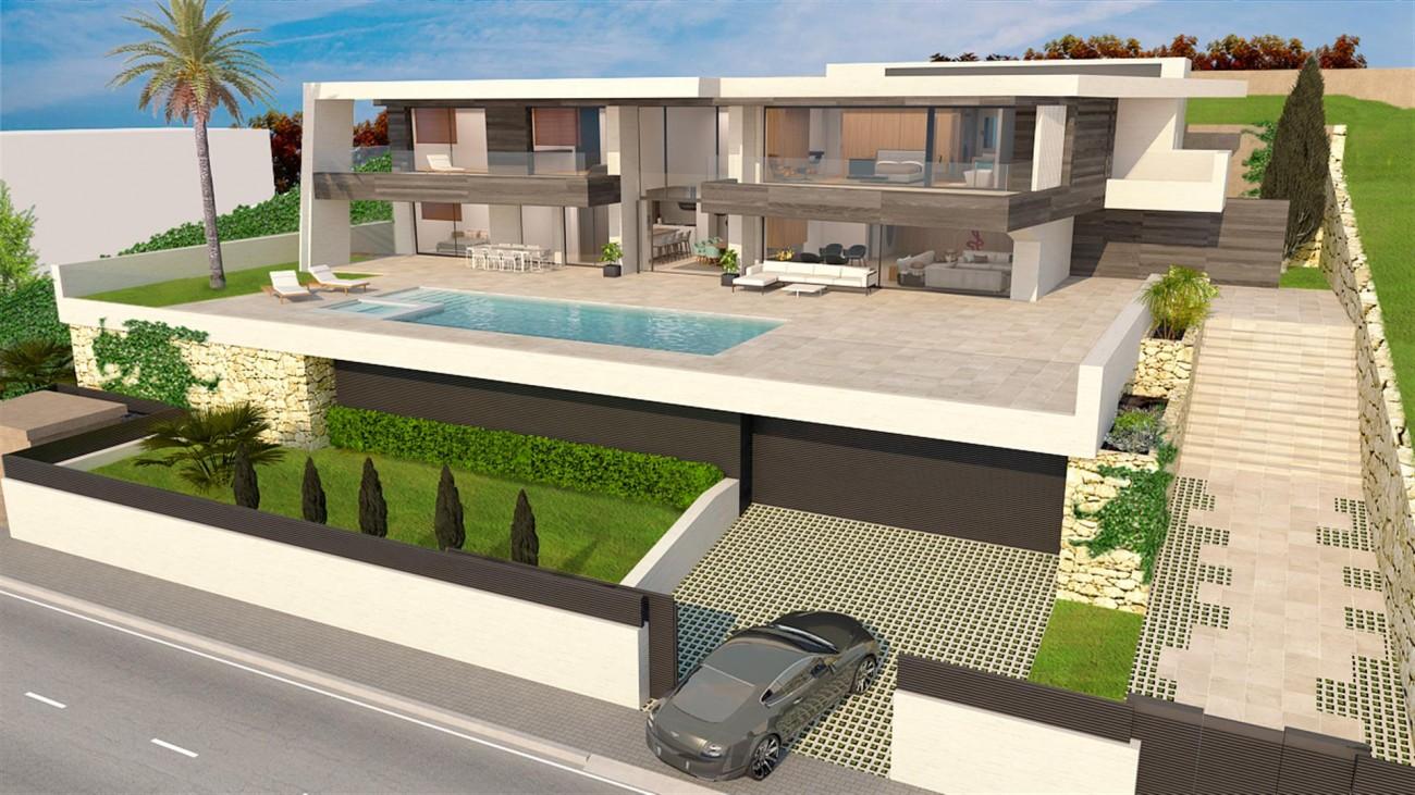V5451 Luxury modern style villa 10 (Large)