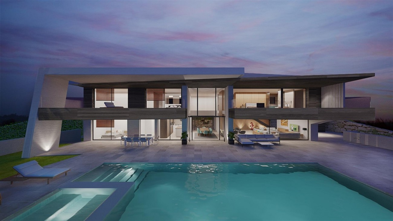V5451 Luxury modern style villa 12 (Large)