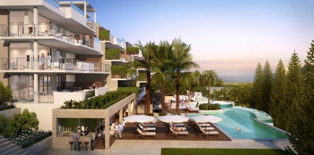 New Development for Sale - from 328.000€ - La Cala de Mijas, Costa del Sol - Ref: 5462