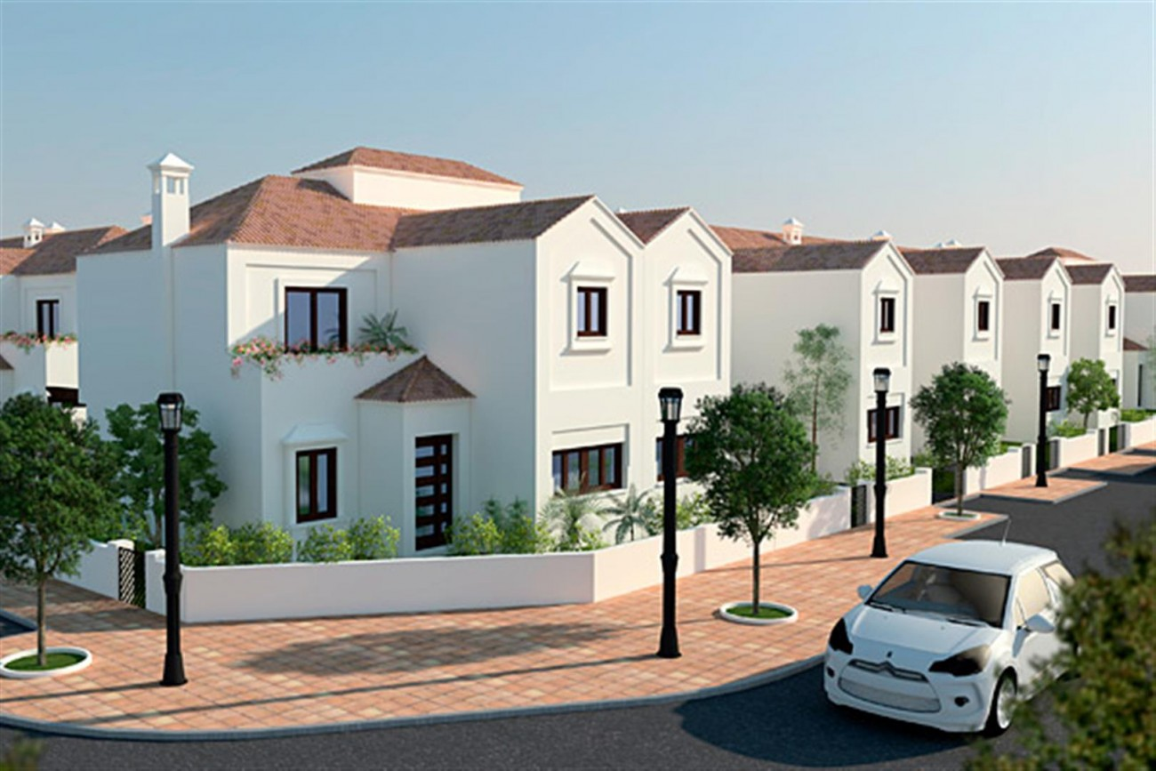 D5466 Luxury townhouses Mijas 2 (Large)