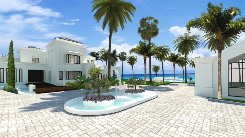 V5516 Frontline beach villa Marbella 1 (Large)