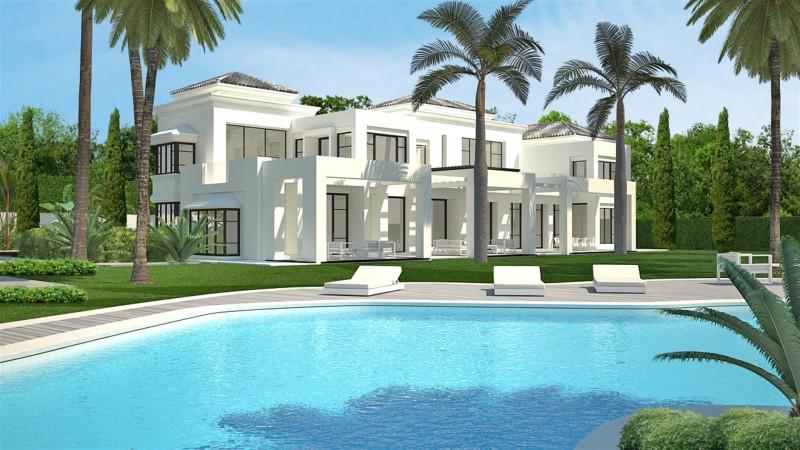 V5516 Frontline beach villa Marbella 2 (Large)