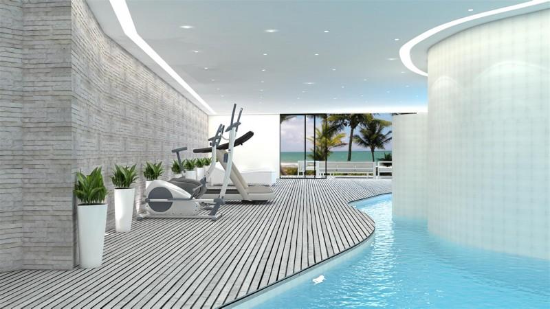 V5516 Frontline beach villa Marbella 5 (Large)
