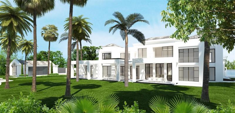 V5516 Frontline beach villa Marbella 6 (Large)