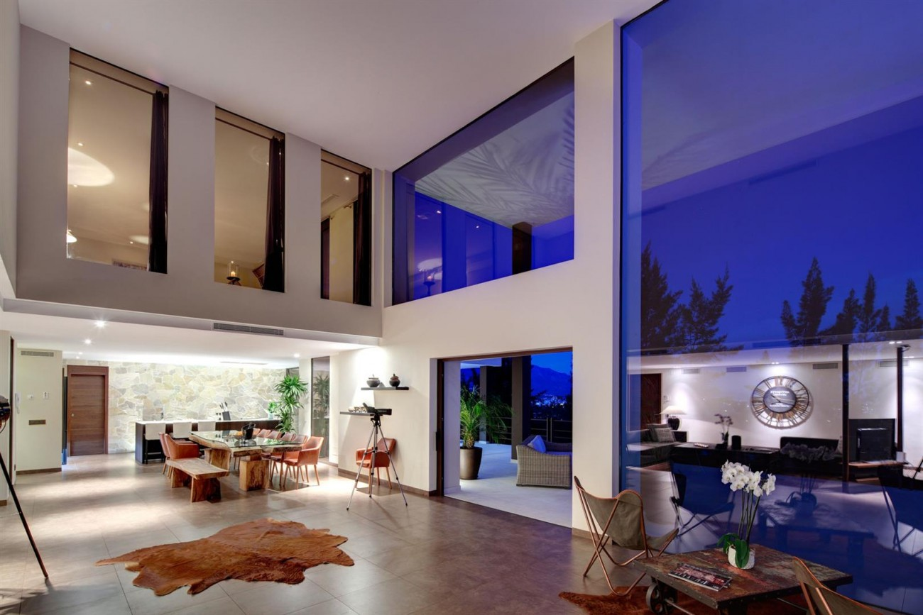Luxury Contemporary Villa for sale Benahavis Spain (5) (Large)