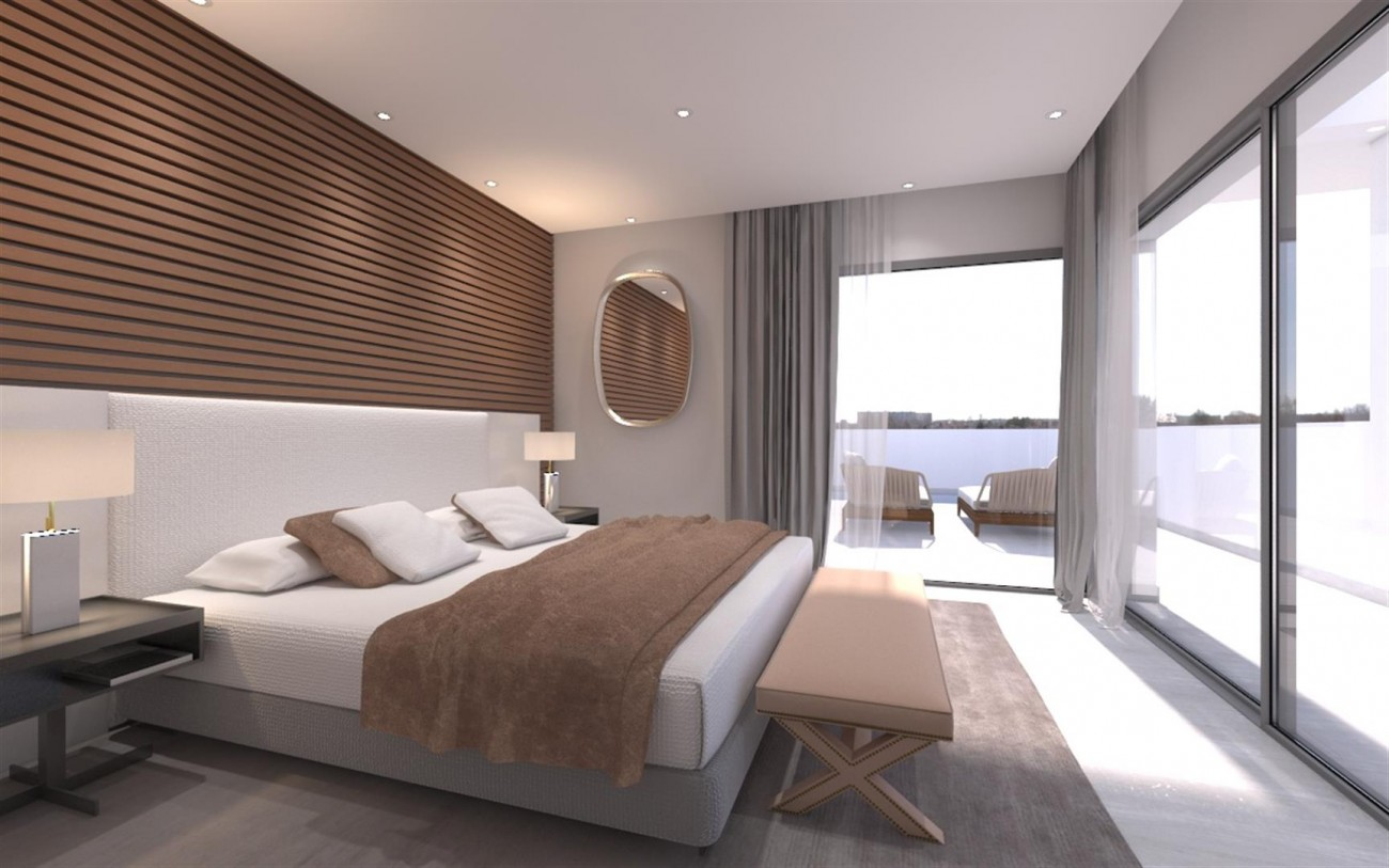 New Contemporary Development Apartments for sale Estepona Spain (4) (Large)