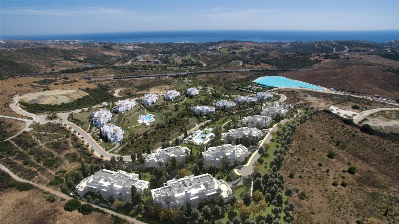 New Contemporary Development Apartments for sale Estepona Spain (5) (Large)