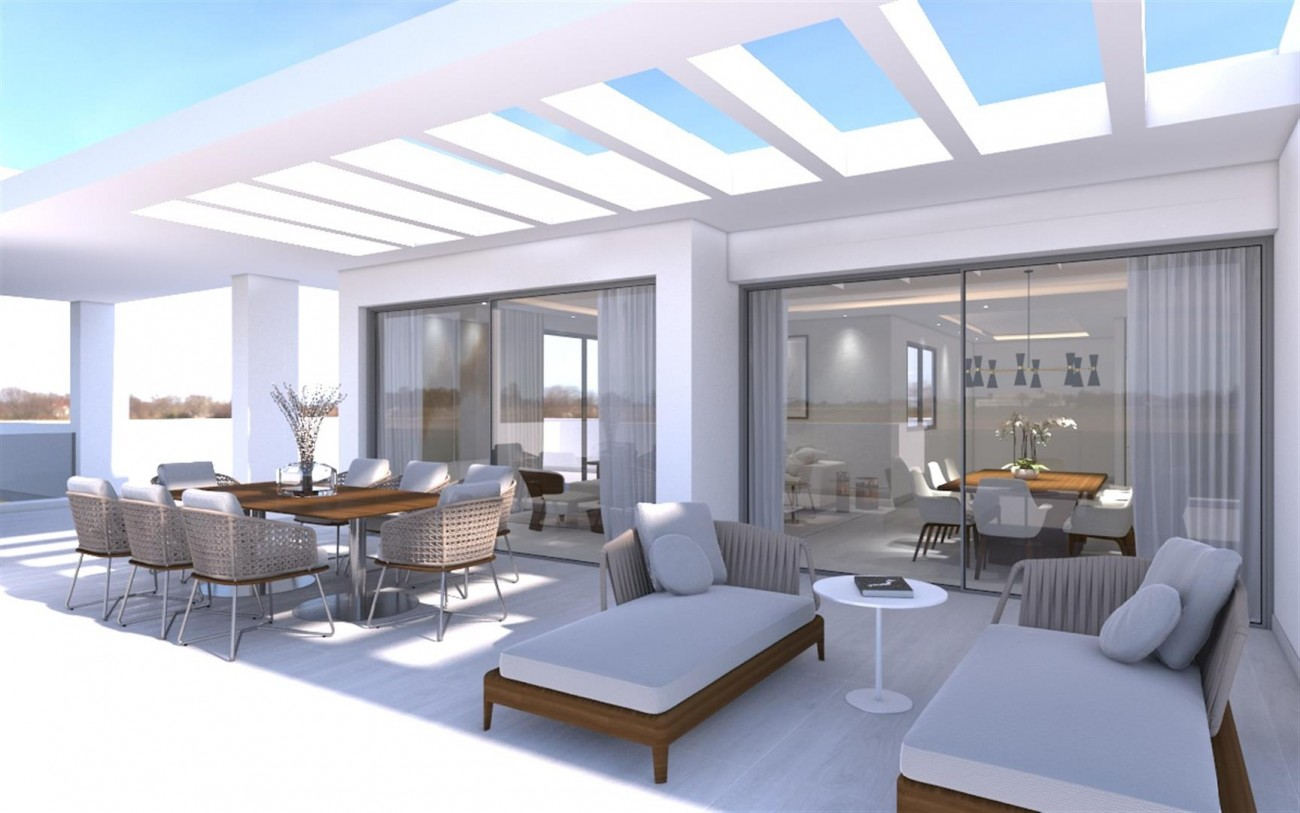 New Contemporary Development Apartments for sale Estepona Spain (9) (Large)