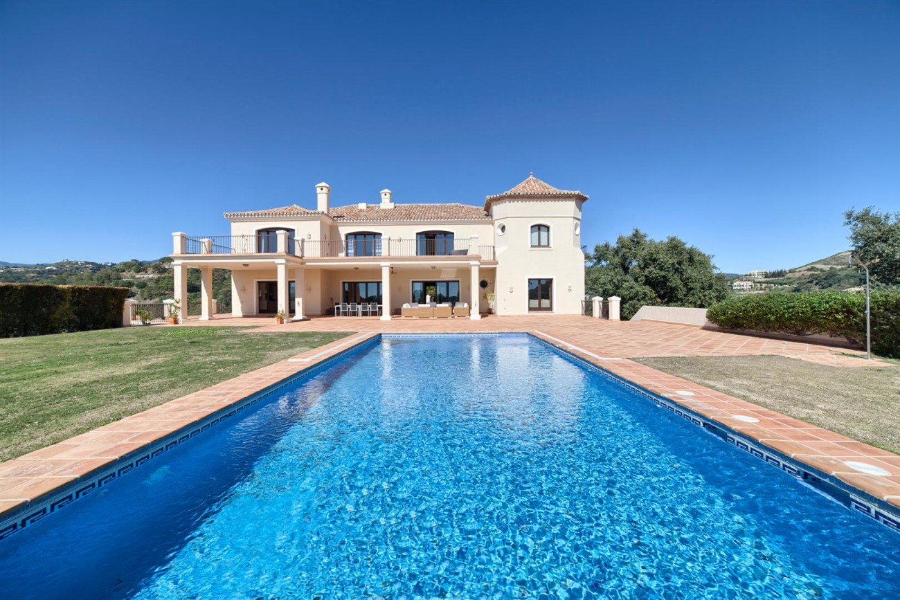 V5576 Luxury Villa Benahavis Spain(20)