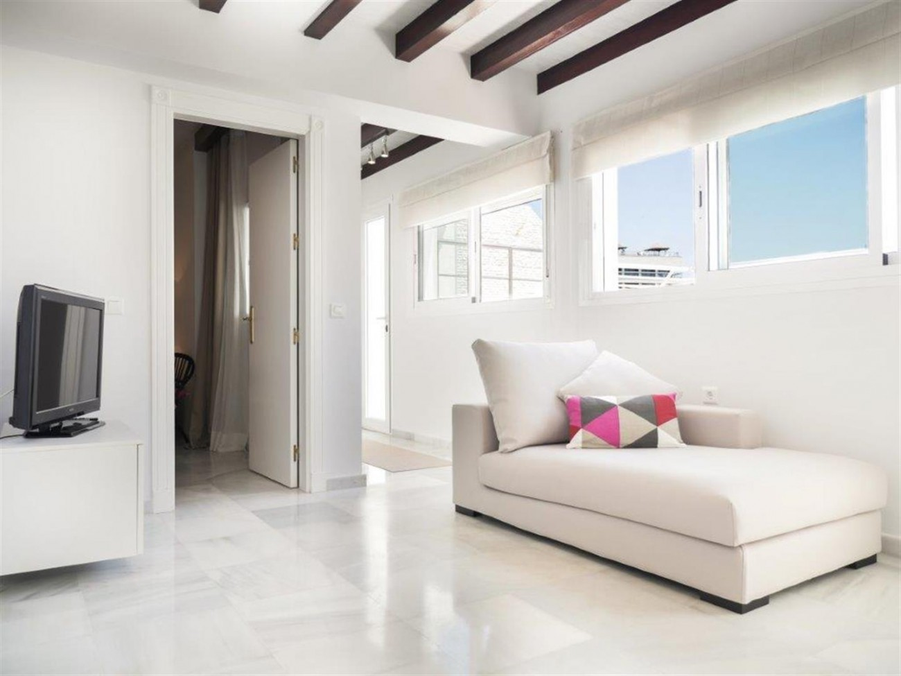 A5579 Frontline beach duplex penthouse Marbella 6 (Large)