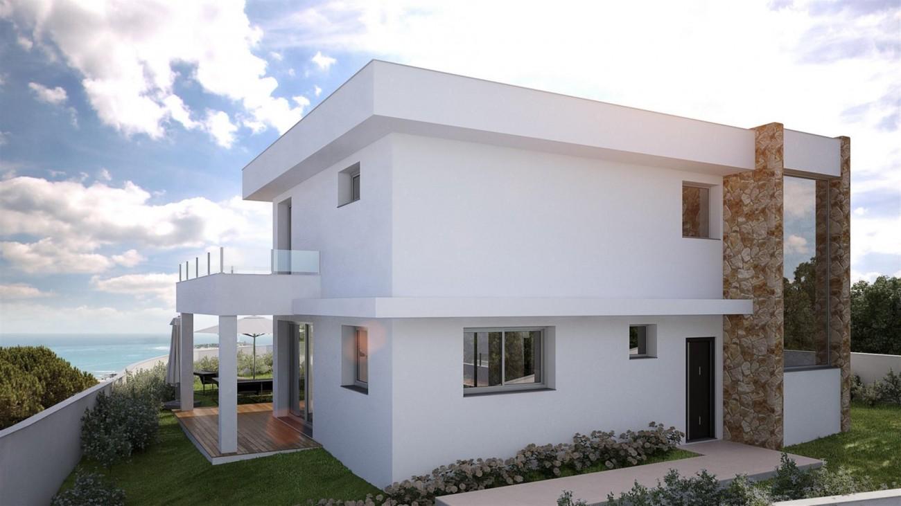 V5592 Contemporary style villa Mijas 4 (Large)