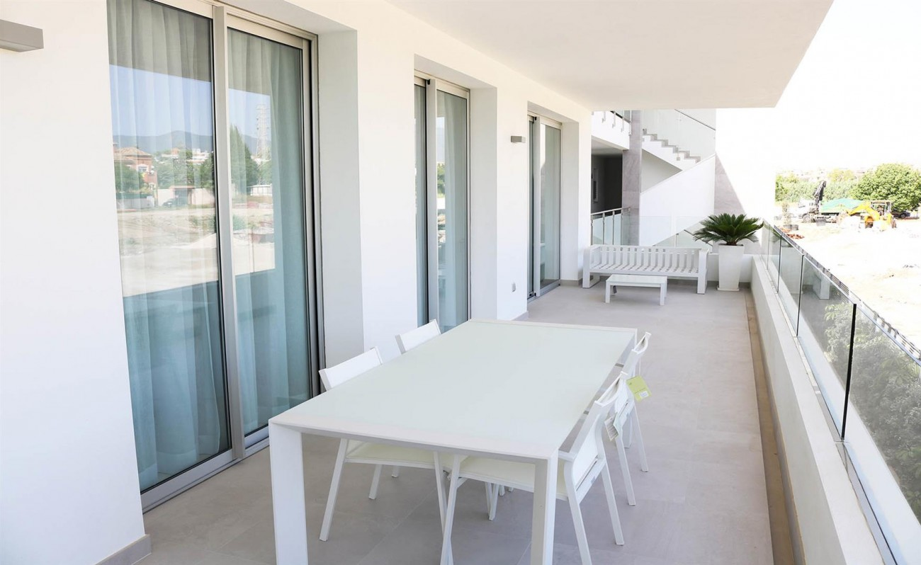 New Contemporary style apartments for sale in Estepona Spain (1) (Large)
