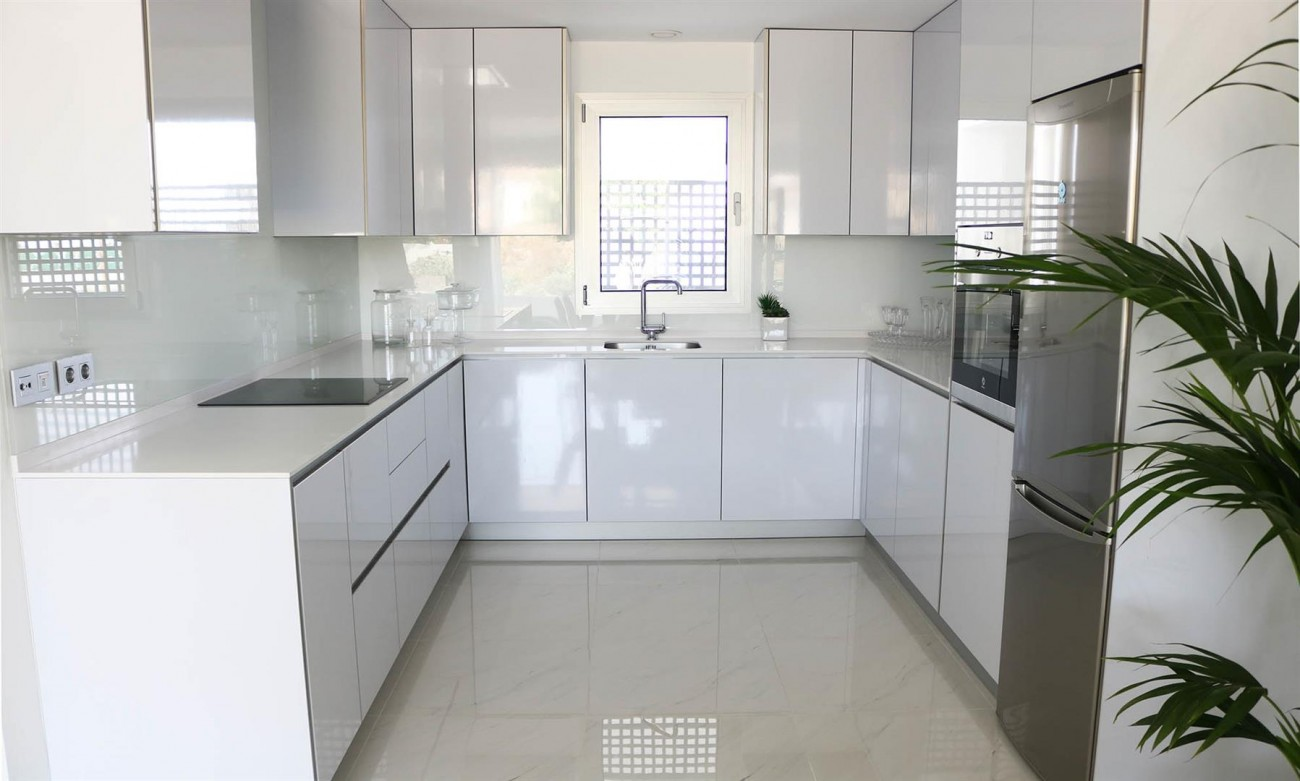 New Contemporary style apartments for sale in Estepona Spain (5) (Large)