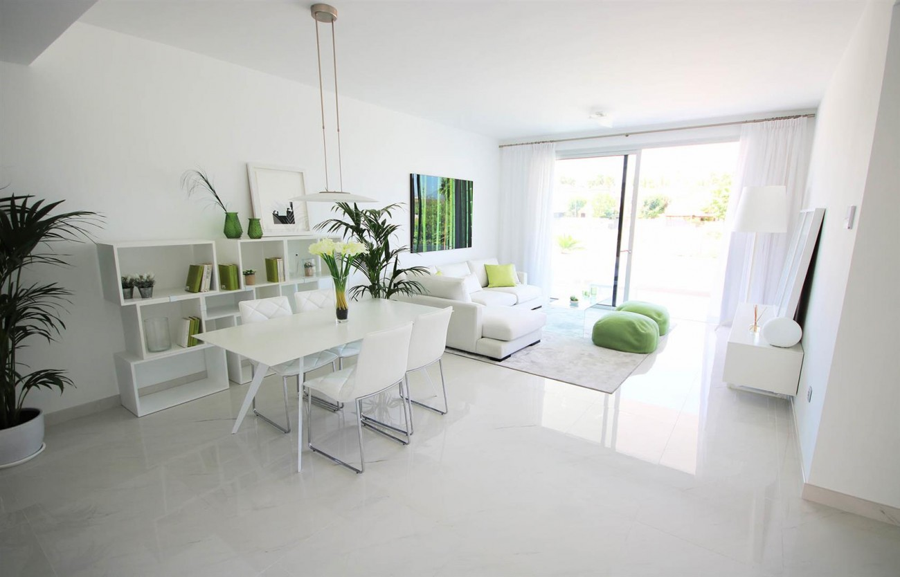 New Contemporary style apartments for sale in Estepona Spain (6) (Large)