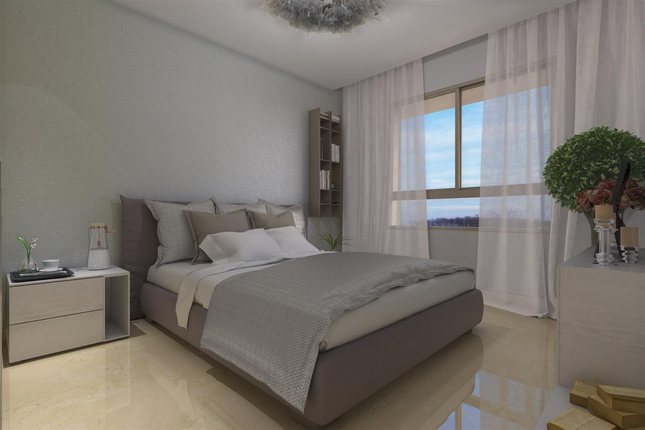 D5607 Frontline golf townhouses Mijas Golf 3 (Large)