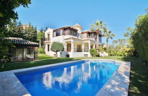 Luxury Villa For Sale In Sierra Blanca, Marbella