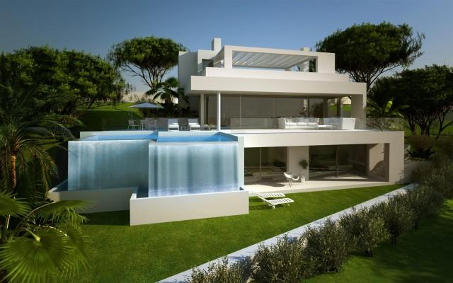 Villa for Sale - 699.000€ - Estepona, Costa del Sol - Ref: 5611