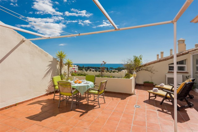 Penthouse for Sale - 750.000€ - Golden Mile, Costa del Sol - Ref: 5626