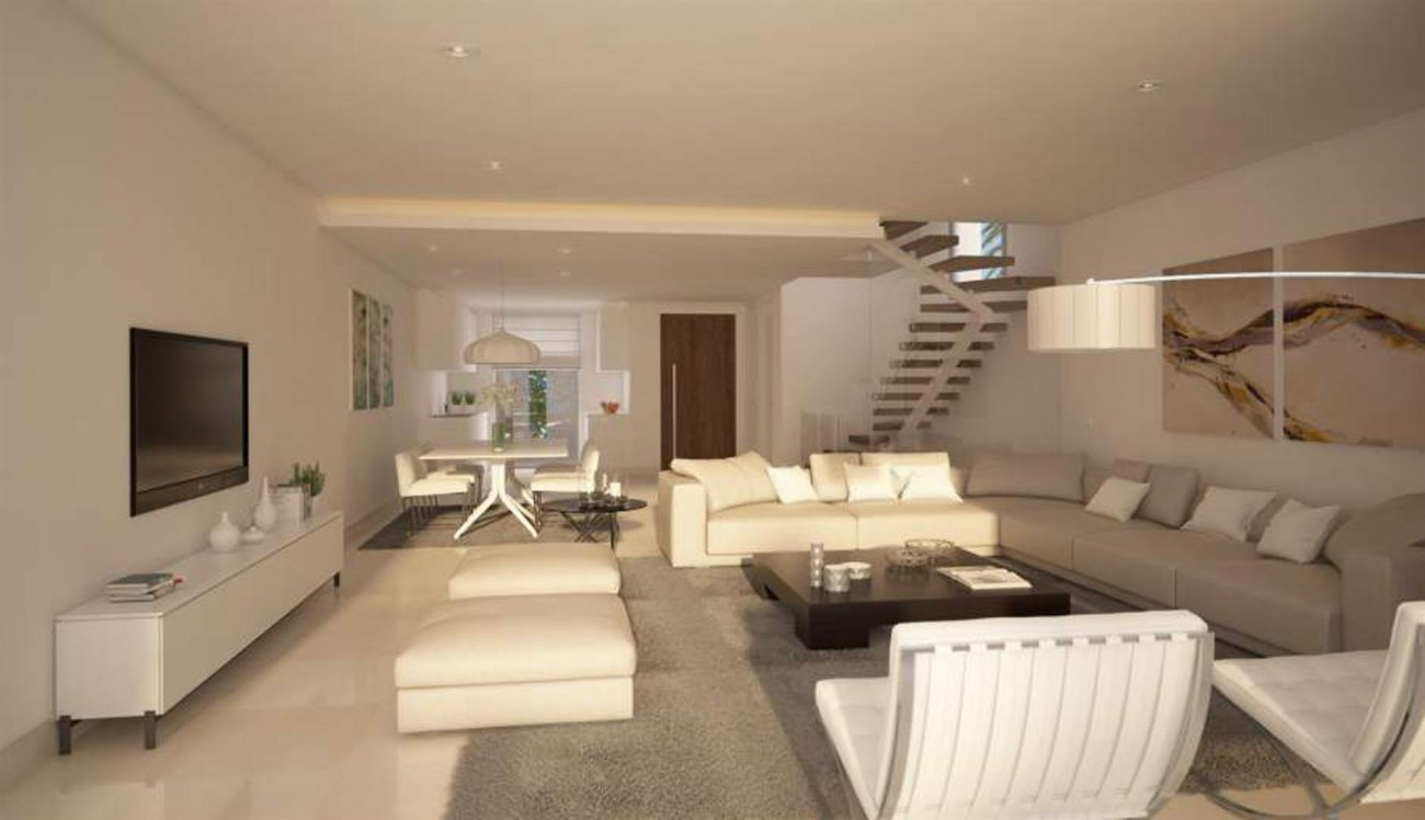 D5636 Modern Townhouse for Sale Marbella Spain (4) (Large)
