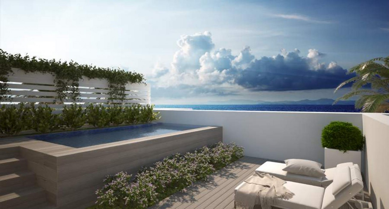 D5636 Modern Townhouse for Sale Marbella Spain (5) (Large)