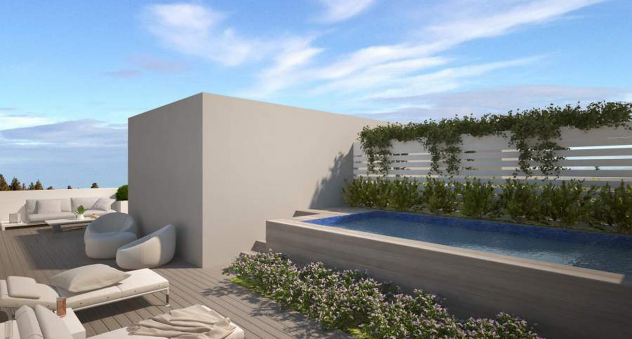 D5636 Modern Townhouse for Sale Marbella Spain (8) (Large)