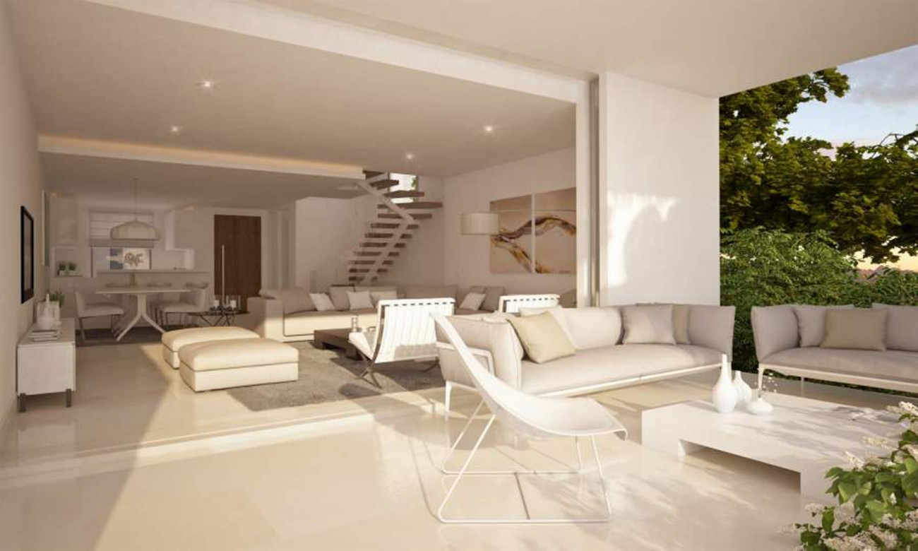 D5636 Modern Townhouse for Sale Marbella Spain (14) (Large)