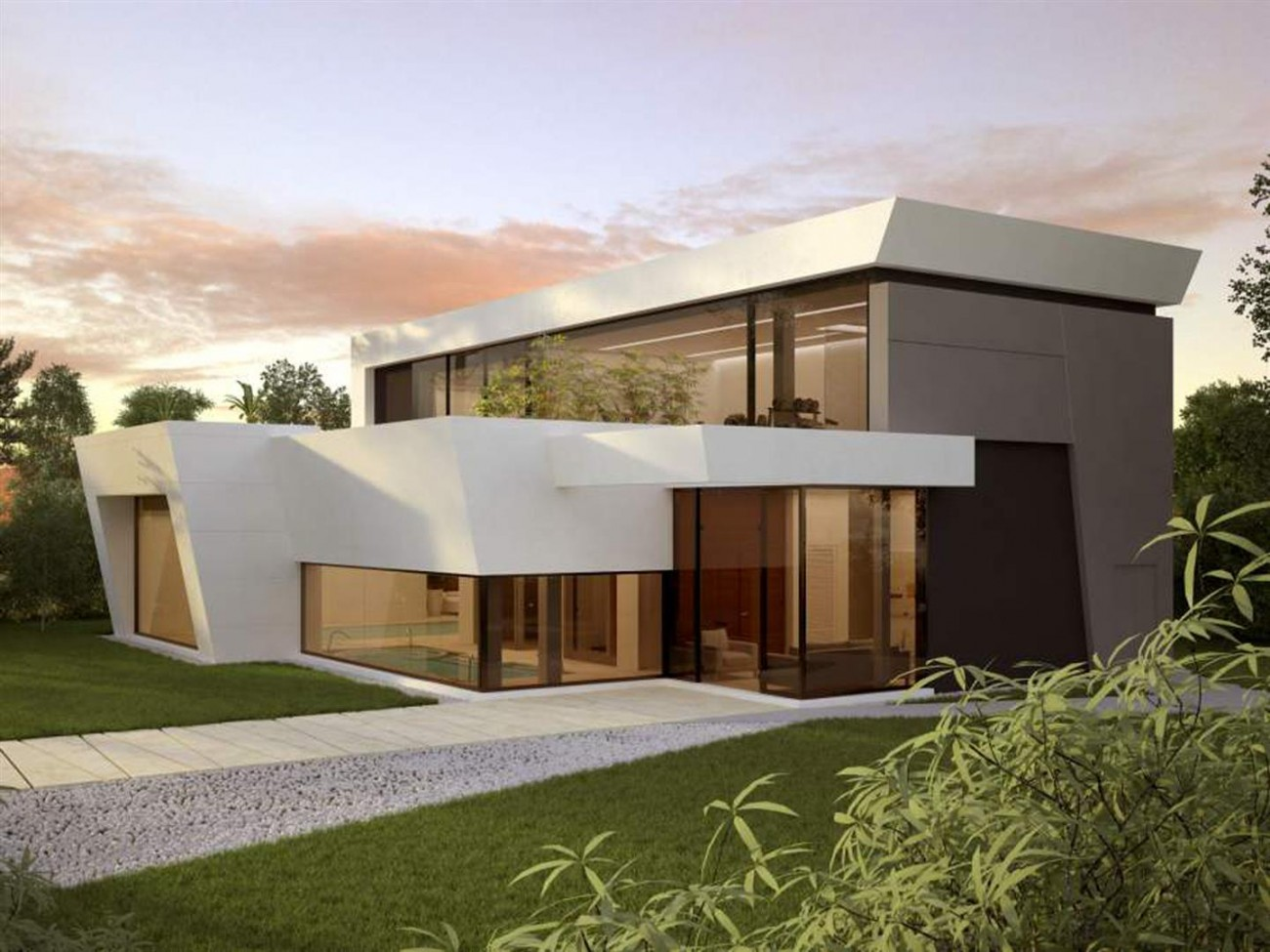 D5636 Modern Townhouse for Sale Marbella Spain (23) (Large)