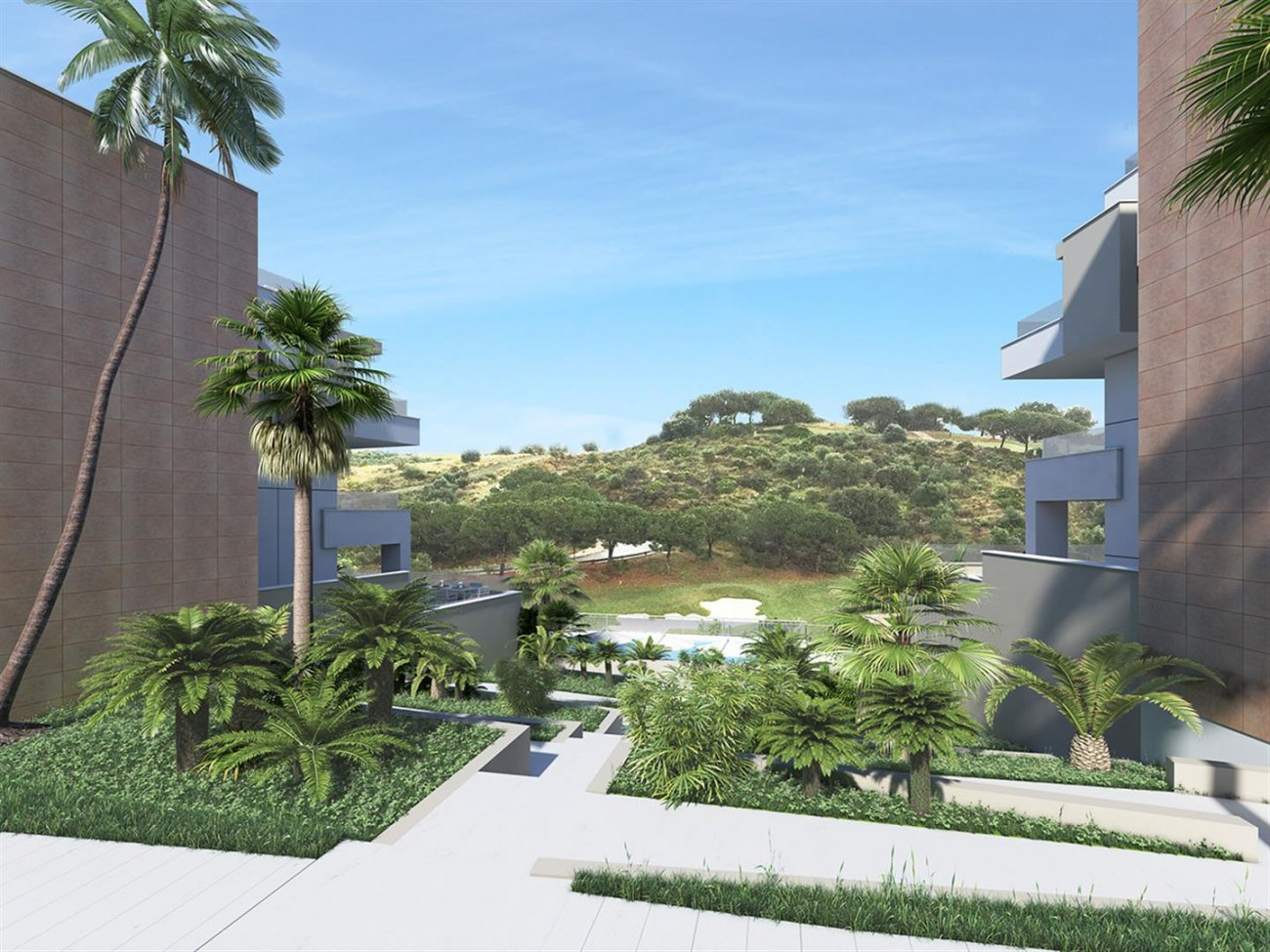 Frontline Golf Apartment for Sale Mijas Costa Spain (1) (Large)