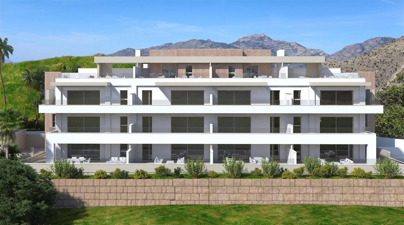 Frontline Golf Apartment for Sale Mijas Costa Spain (3) (Large)