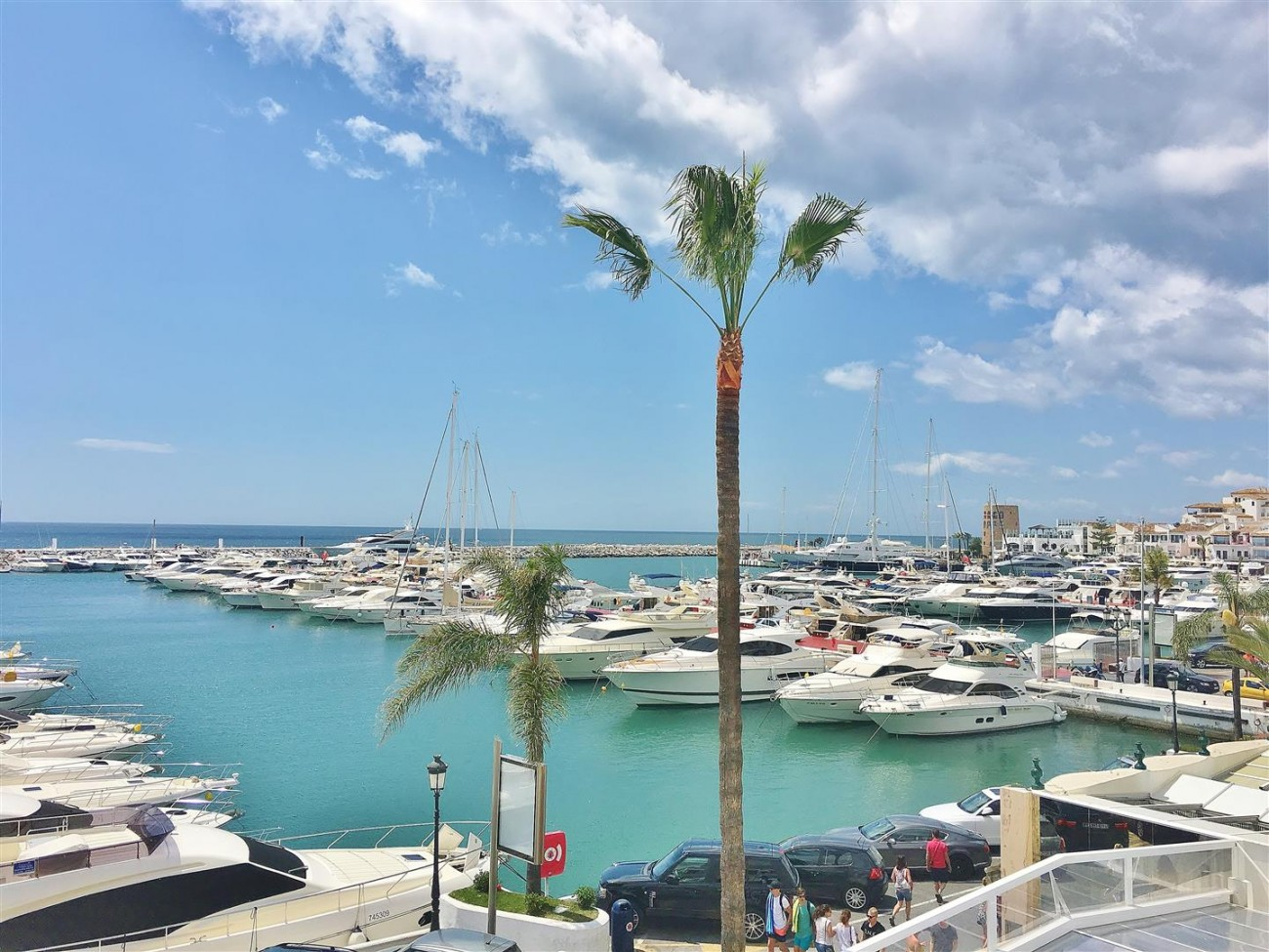 Frontline Puerto Banus Penthouse For Sale Marbella Spain (1)