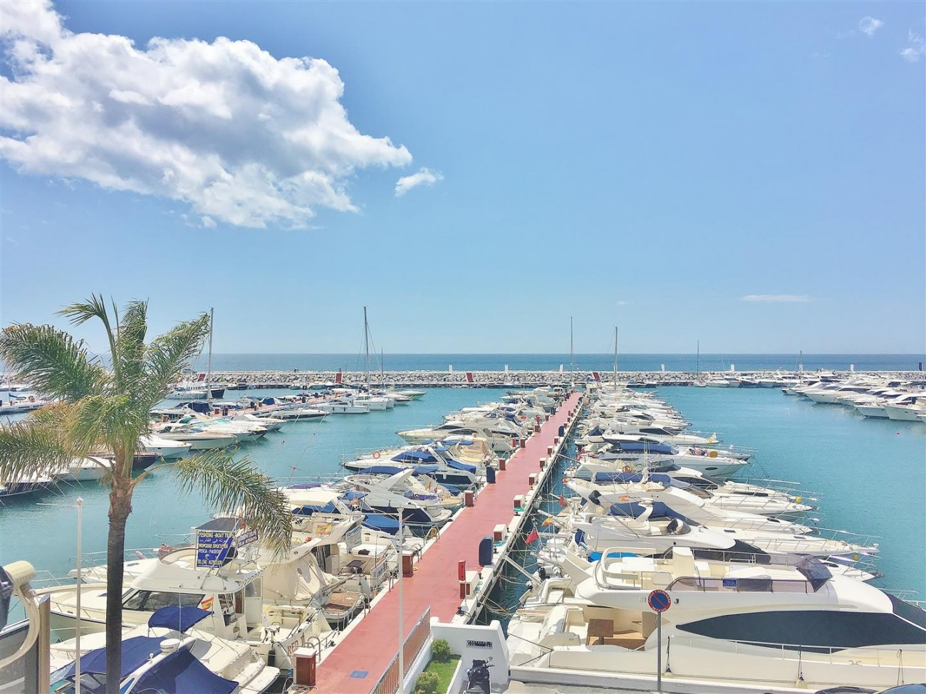 Frontline Puerto Banus Penthouse For Sale Marbella Spain (2)
