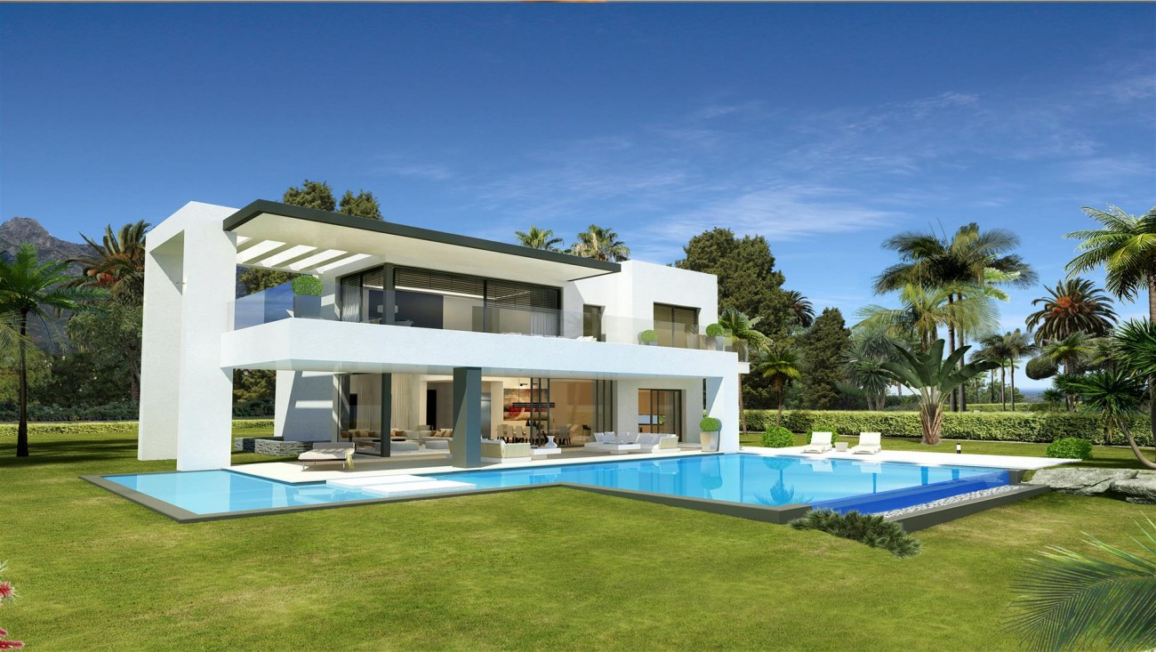 Modern Style Luxury Villas Marbella Golden Mile Villa 1 (3) (Large)