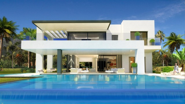 Modern Style Luxury Villas Marbella Golden Mile Villa 1 (4) (Large)